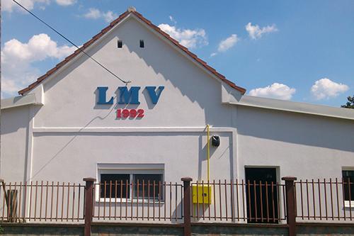 Инструментальный цех LMV